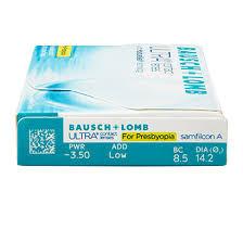... Bausch + Lomb ULTRA for Presbyopia (6) lentilles de contact du  fabricant Bausch   f40df5645b7c