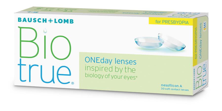 Biotrue Oneday for Presbyopia (30) lentilles de contact du fabricant Bausch    Lomb dans dfa7c1c6827d