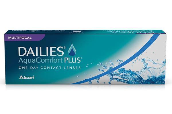 Dailies AquaComfort Plus Multifocal (30) lentilles de contact du fabricant  Alcon   Cibavision dans b448ff111544