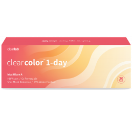 Clearcolor 1-Day 30-pack