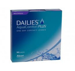 Dailies AquaComfort Plus Multifocal (90)