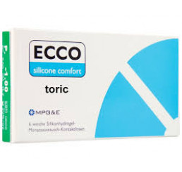 Ecco Change Silicone Comfort Toric
