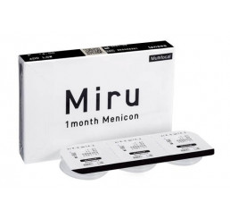 Miru 1 month Multifocal 3-pack