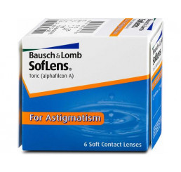Soflens Toric for Astigmatism (6)