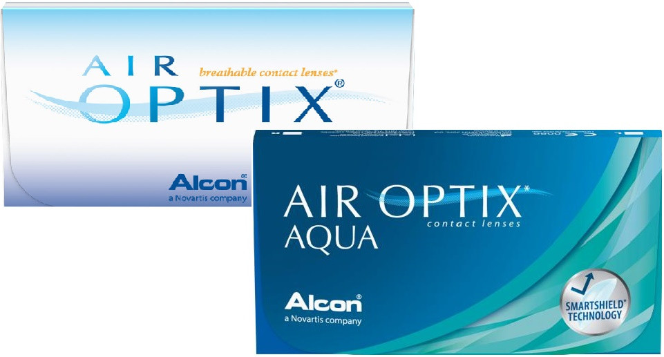 Premium-Auswahl klassische Schuhe bezahlbarer Preis Air Optix Aqua (3)
