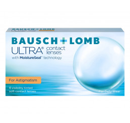 Bausch+Lomb ULTRA for Astigmatism 6-pack