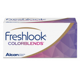Freshlook Colorblends (Plano)