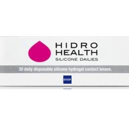 Hidro Health Silicone Dailies (30)