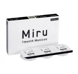 Miru 1 month Multifocal 3-pack