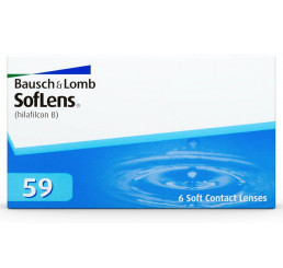 Soflens 59  dal produttore Bausch+Lomb