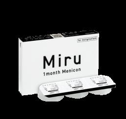 Miru 1 month for astigmatism 3-pack