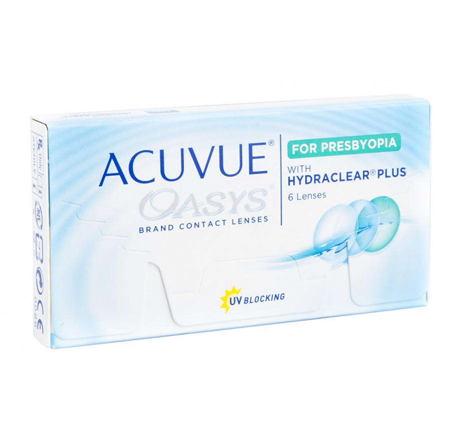 linser acuvue oasys