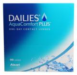 Dailies AquaComfort Plus (90) fra produsenten Alcon / Cibavision