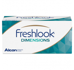 Freshlook Dimensions (2) fra produsenten Alcon / Cibavision