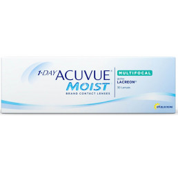 1-day Acuvue Moist Multifocal 30-pack