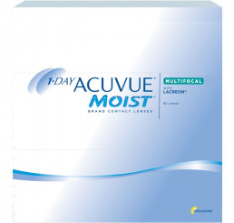 1-day Acuvue Moist Multifocal 90-pack