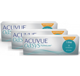 Acuvue Oasys 1-Day for Astigmatism (90)