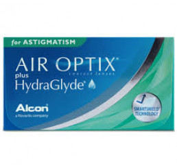 Air Optix Hydraglyde for astigmatism (3)