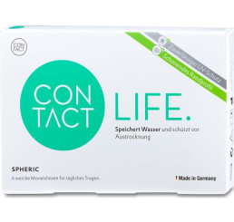 Contact Life contact lenses