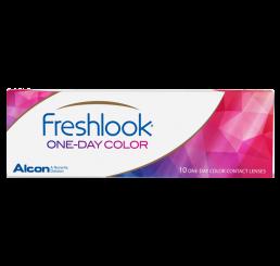 Freshlook One-Day Colors (Plano) (10) frá framleiðanda Alcon / Cibavision