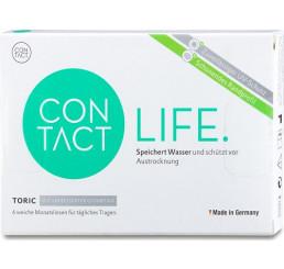 Contact Life Toric contact lenses
