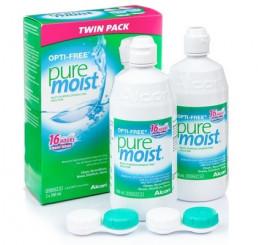 Opti-Free Puremoist 2 x 300 ml.