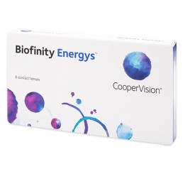 Biofinity Energys 3-pack contact lenses