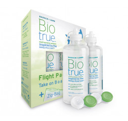 Biotrue Flight Pack - 2 x 60ml.