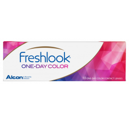 Freshlook one-Day Colors (plano)