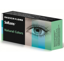 Soflens Natural Colors  de la producător Bausch & Lomb