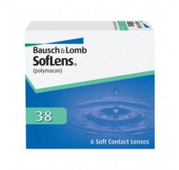 Soflens 38 contact lenses