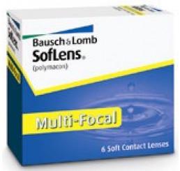 Soflens Multi-Focal  (6) från tillverkaren Bausch & Lomb