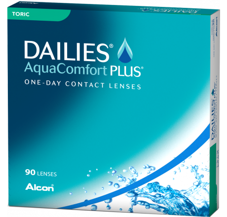 Dailies Aquacomfort Plus Toric (90) from the manufacturer Alcon / Cibavision