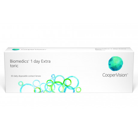 Biomedics 1 Day Extra Toric (30)