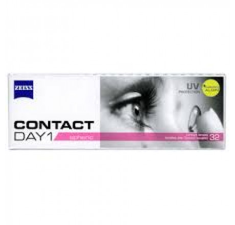 Contact Day 1 (32) contact lenses from the manufacturer Zeiss in category EuEyewear