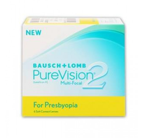 PureVision2 for Presbyopia (6) from the manufacturer Bausch+Lomb