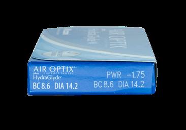 Air Optix Plus Hydraglyde 6 Contact Lenses Eueyewear Com