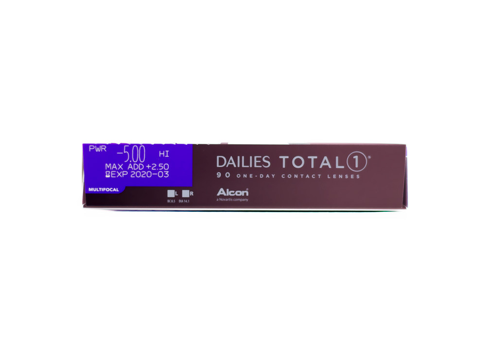 ... Dailies Total 1 Multifocal (90) contact lenses from the manufacturer  Alcon   Cibavision in 3d9f74d9aa5a