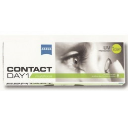 Contact Day 1 Multifocal 8-pack