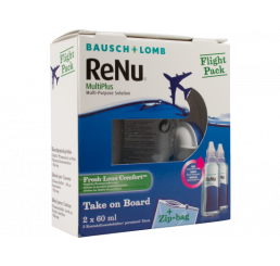 ReNu MultiPlus Flight Pack 2x60 ml do fabricante Bausch & Lomb
