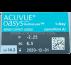 Acuvue Oasys 1-Day (30) Lentes diárias de www.eueyewear.com