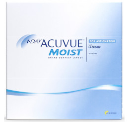 1-Day Acuvue Moist for Astigmatism (30)