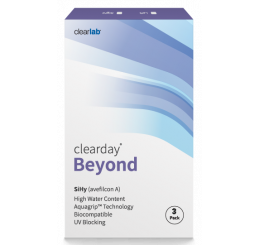 Clearday Beyond 3-pack