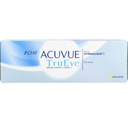1-day  Acuvue TruEye 30-pack