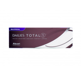 Dailies Total 1 Multifocal 30 pack