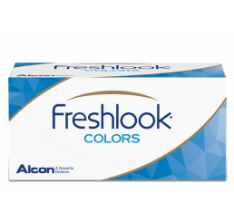 Freshlook Colors (Plano)  fra producenten Alcon