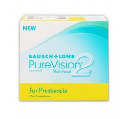 PureVision2 for Presbyopia (6) fra producenten Bausch+Lomb